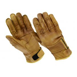 ORIGINAL DRIVER GLOVES - THE FULGUR II COGNAC