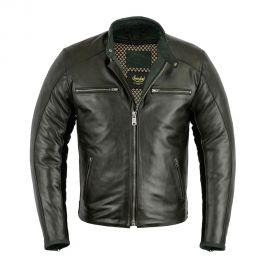 ORIGINAL DRIVER JACKET - THE BLACK SAINT GERMAIN
