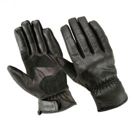 ORIGINAL DRIVER GLOVES - THE CANICUL-AIR BLACK