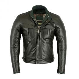 ORIGINAL DRIVER JACKET - THE BLACK CONCORDE