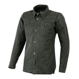 ORIGINAL DRIVER MOTORCYCLE JACKET - THE GREY SHIRT