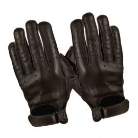 ORIGINAL DRIVER GLOVES - Andrea Biker's Brown