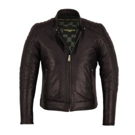 JACKET LE DELICAT - ORIGINAL DRIVER (Marron)