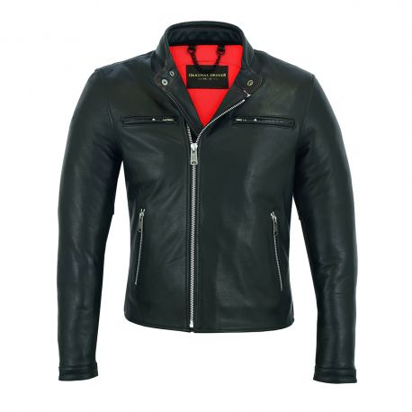 ORIGINAL DRIVER JACKET - Arsenal BLACK