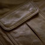 Blouson moto le Concorde : poche à rabat sur le torse