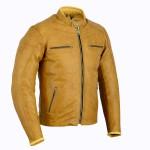 Blouson Moto Le Saint Germain couleur Camel